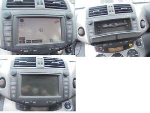 Autoradio NAVI TOYOTA RAV4 III 06-12 Navigationssystem TNS700 ORIGINAL B9004