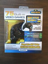 New dreamGear My Arcade 75 Built-in Video Games - Game Console not required