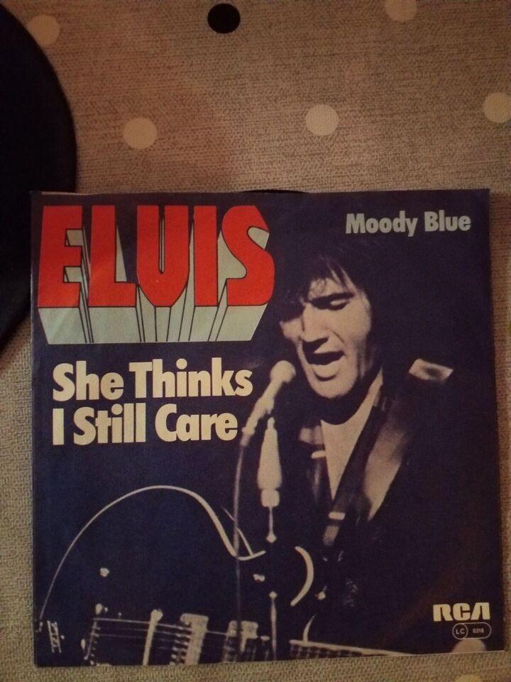 Single, Elvis Presley, Woody Blue
