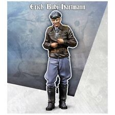 Scale 75 War Front Luftwaffe Pilot Erich Hartmann WW2 1/35th Unpainted Resin Kit