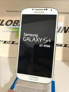Samsung Galaxy S4 Plus GT-I9506 4G + Gebraucht Grad A Weiß Frei Perfekte Zustand