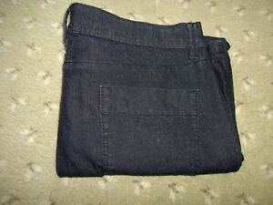 M-amp-S-Ladies-Jeans-Size-16-Uk-Colour-Blue-Black-Brand-New-Free-Postage-Included