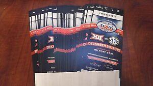 2015 Texas Bowl Tickets