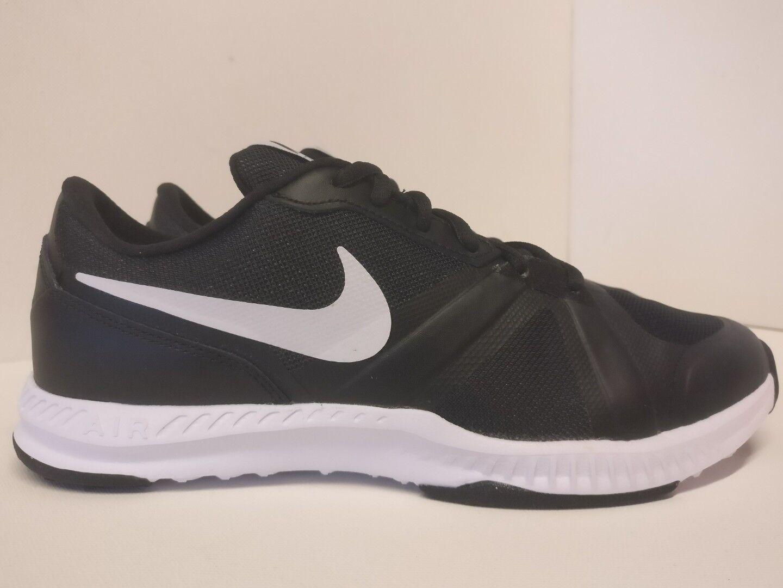 Nike Air Epic Speed TR UK 10 Black White Dark Grey 819003001