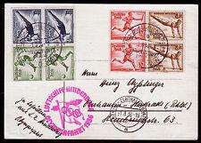 Zeppelin 1936, Hindenburg Olympiafahrt, Sieger 427 Ba