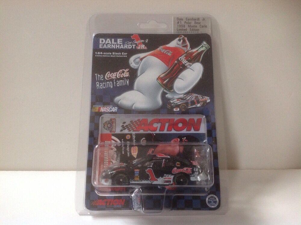 NASCAR Dale Earnhardt Jr Coca Cola 1 64 Diecast Action NEW