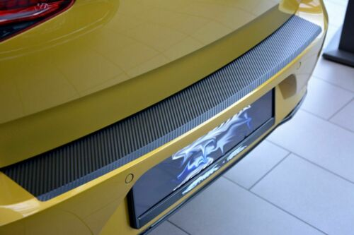 Carbon Ladekantenschutz für Mazda CX-5 KE Dicke Folie 190µ Stark bj.2011-2016
