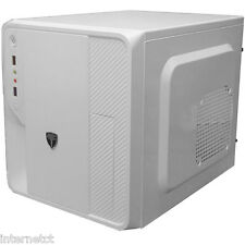 AvP HYPERION EV33W WHITE MATX USB 3.0 CUBE COMPUTER PC MEDIA CASE