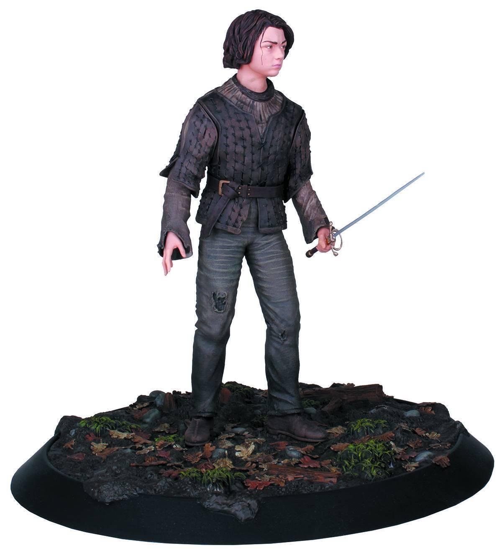 Game of Thrones Arya Stark 11 inch Statue by Dark Horse