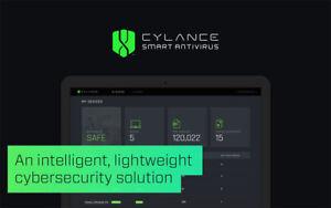 Raisonnable Cylance Smart Antivirus (1 An, 5 Appareils) Pour Mac Uniquement-afficher Le Titre D'origine Acheter Un Donner Un