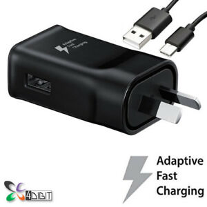 Original-Genuine-Samsung-Galaxy-S9-S9-Plus-FAST-CHARGE-AC-WALL-CHARGER-CABLE