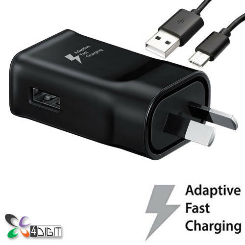 Original Genuine Samsung Galaxy Tab A 8.0 2017 SMT385 FAST CHARGE WALL CHARGER
