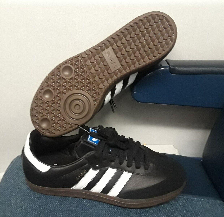 ADIDAS SAMBA OG Schuhe Black Core BZ0058 NEW EDITION NEU