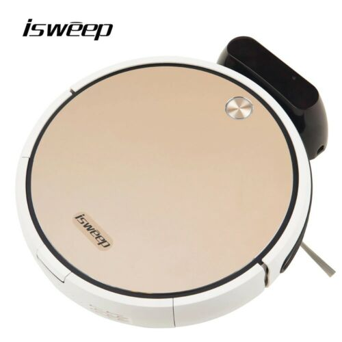 Isweep X3 Robot Vacuum Cleaner WiFi App Control Wet Mop and Dry Sweeper 1800 PA