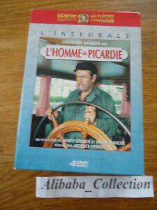 Estuche-DVD-Hombre-de-Picardie-Barbero-CD-Serie-TV
