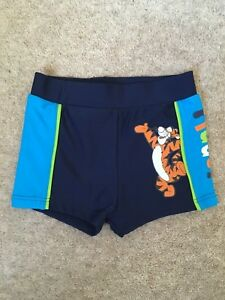 Garcons-Bebe-Disney-Tigrou-Natation-TRUNKS-Age-12-18-Mois