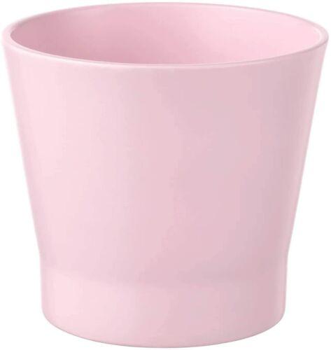 9 cm rosa chiaro altezza di dimensioni assemblato: 9.5 centimetri di diametro esterno: 11 VASO