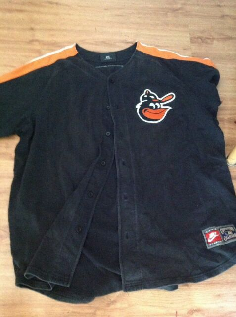 e49e72b8c Cal Ripken Jr. Baltimore Orioles Nike Cooperstown Collection Jersey ...
