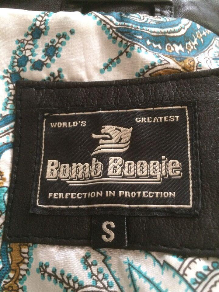 Læderjakke, str. 36, Bomb Boogie