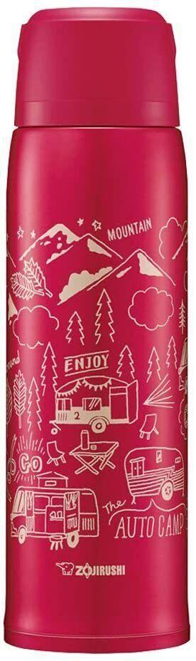 Zojirushi bouteille d/'eau en Acier Inoxydable Bouteille 1.0 L Rouge 10-RA Japon SJ-JS