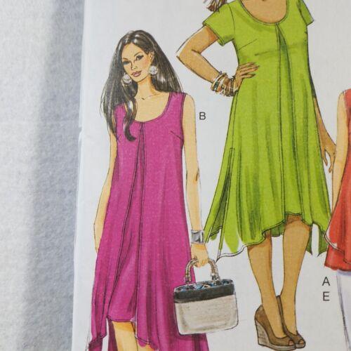 Sewing Pattern Womens Dress Overlay Pants Sz B5  8 10 12 14 16 Butterick 5655