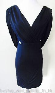 Brand-New-WHITE-CLOSET-Stunning-Black-Cocktail-Dress-sizes-8-10-12