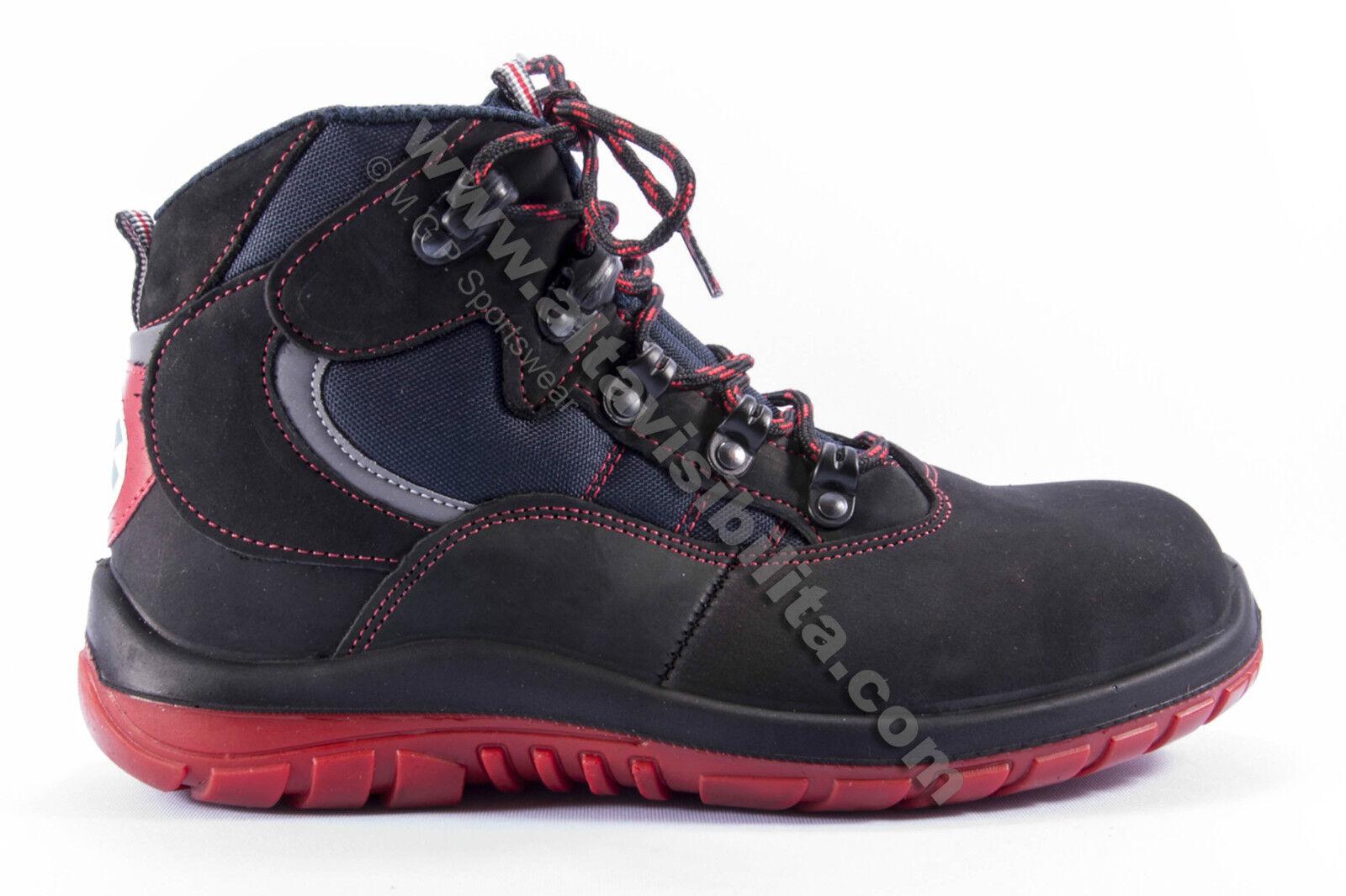 Zapatos SCARPONCINO SCARPONCINO SCARPONCINO NEW SOCCORSO SANITARIO 118 ANPAS S3  SOCCORRITORI E VOLONTARI 1a9393