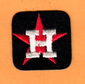 Astros Star >> Details About Old 1960 S Houston Astros Star H Logo Patch Unsold Stock Polo Shirts Caps Bags