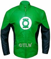 Green Lantern Ryan Reynolds Leather Jacket All Sizes Fast Shipping