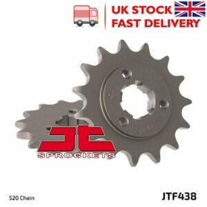 JT-Front-Drive-Motorcycle-Sprocket-JTF438-15t-fits-Suzuki-DR800-S-Big-99-00
