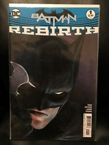 Details about Batman / D C  Rebirth / Volume 3 / Pick Your Comic / Cover A  and Cover B's