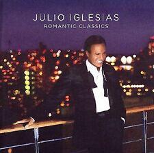 JULIO IGLESIAS - Romantic Classics (CD) - NEW! NICE! Take a L@@K!