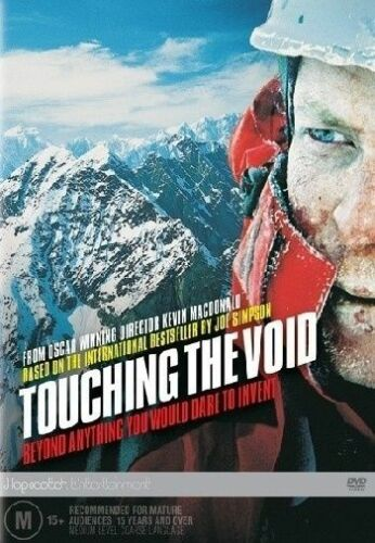 1 of 1 - Touching The Void (DVD, 2005) R4 PAL NEW FREE POST