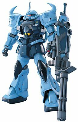 MG 1//100 MS-07B-3 Gouf custom Mobile Suit Gundam The 08MS Platoon