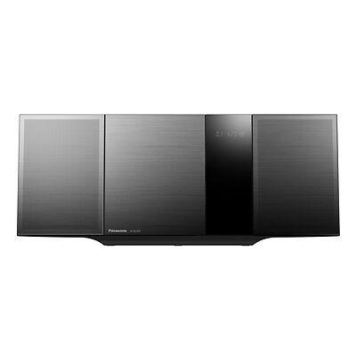 Panasonic SC-HC397EB-K Flat Panel Hi-Fi System Black Built In Bluetooth DAB+