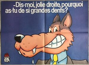 Poster-Politics-Party-Socialist-Dites-Moi-Jolie-Starboard-Wing-1986