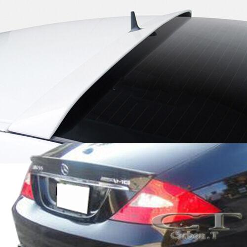 Painted Mercedes Benz W219 Sedan CLS Lorinser Roof /& Special AMG Trunk Spoiler