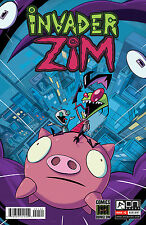 INVADER ZIM #1 Exclusive Comics Dungeon Variant Perea Cover Only 1500!