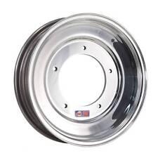 "DWT Polished Aluminum VW Front Wheel 15x5.5"" 14mm 3.5+2 Dune Buggy Sandrail"