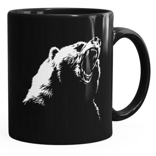 Café animal-taza Grizzly oso moonworks ®