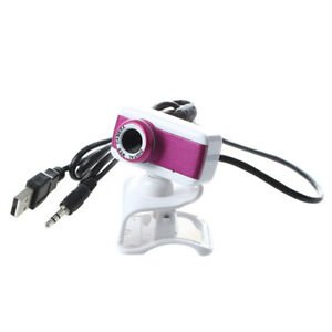 USB 2.0 Webcam Camera 1080P With miniphone for Computer Desktop PC Laptop R A9E1
