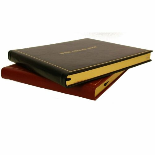 High QualityCharing Cross Track Collection Leather Wine Cellar Book