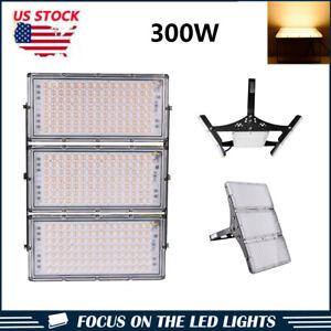 300W-LED-Module-Flood-Light-Outdoor-Landscape-Yard-Garden-Lamp-Warm-White-IP66