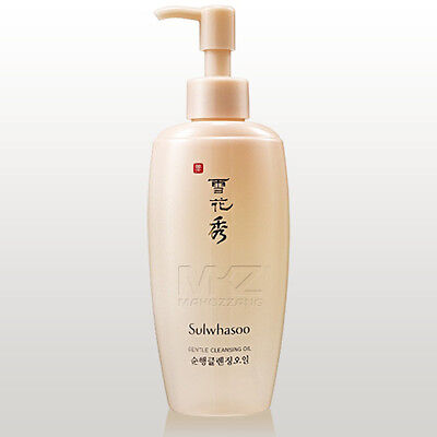 Sulwhasoo Gentle Cleansing Oil 200ml Makeup Remover Cleansers Amore Pacific+Gift