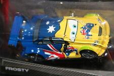 "DISNEY PIXAR CARS 2 ""FROSTY - AUSTRALIAN RACER"" NO MORE THAN 4,000 PRODUCED"