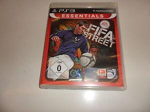 PlayStation 3 PS 3  PS3  FIFA Street