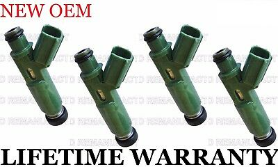 1X OEM Fuel Injector For Toyota Prizm Corolla Vibe Spyder Matrix Celica 1ZZFE