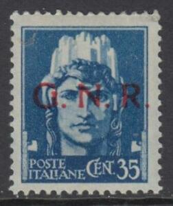 ITALY-RSI-Social-Rep-Sass-n-476-I-cv-600-MNH-expertized-Colla-certificate