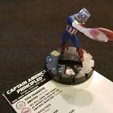 Avengers Infinity Principled -NM- W// Card 035 Captain America