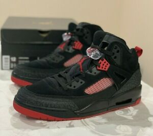 the latest 56846 dea09 Details about Nike Air Jordan Spizike Size 12 Black Anthracite Retro  315371-006